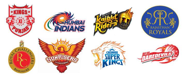 IPL Teams 2014