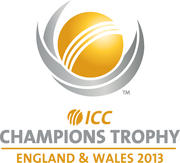 ICC Champions Trophy - England and Wales 2013